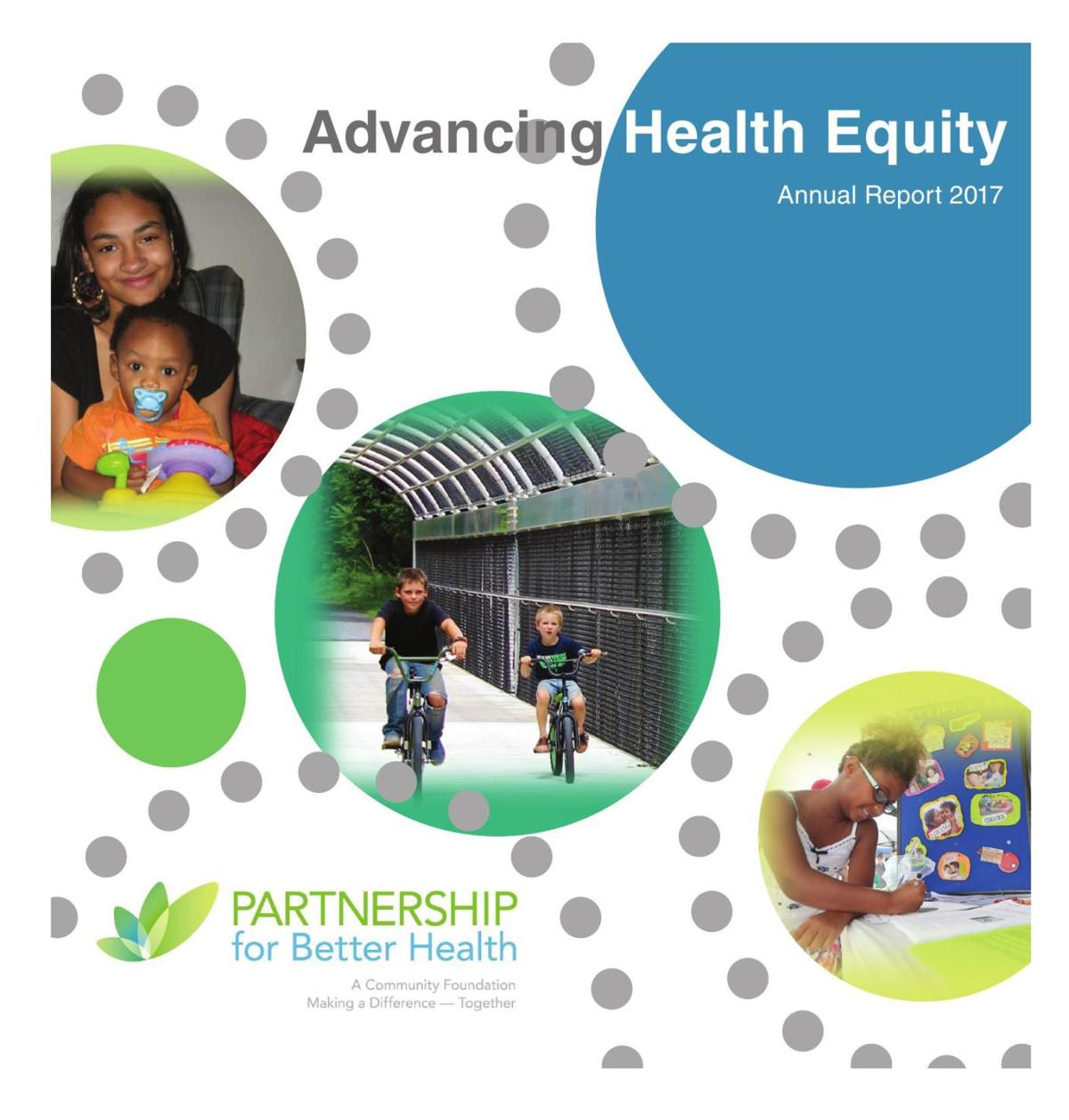 Partnership For Better Health Annual Report 2017
