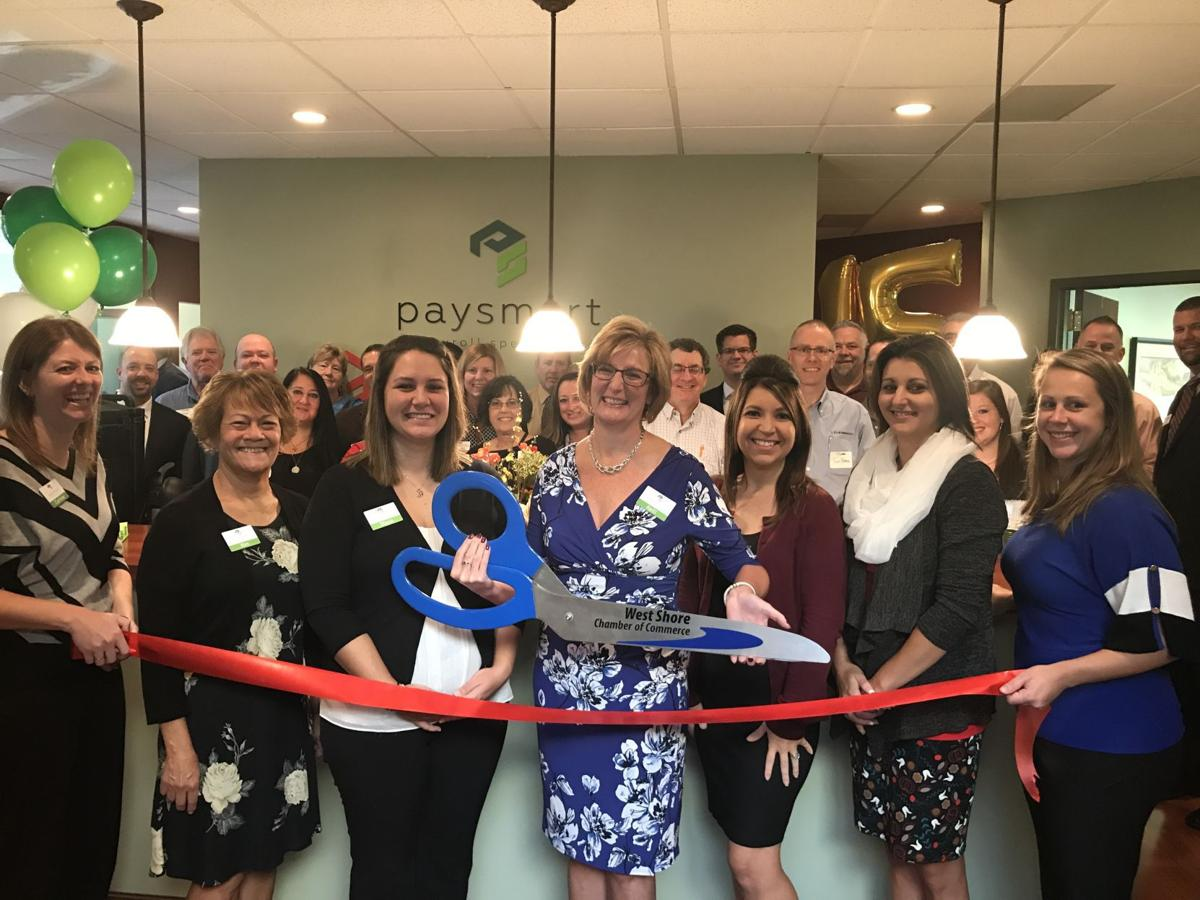 PaySmart Payroll Services Ribbon Cutting