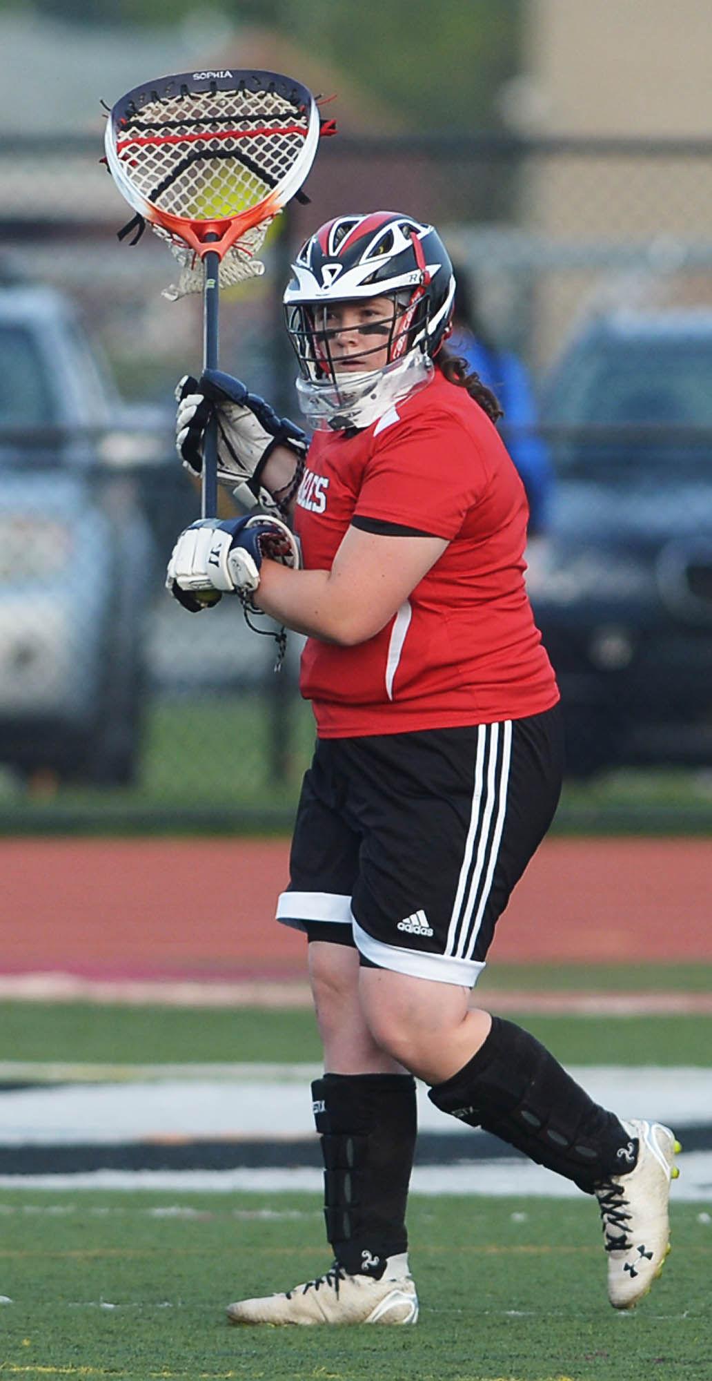All-Sentinel Girls Lacrosse MVP: Sophia Thomas