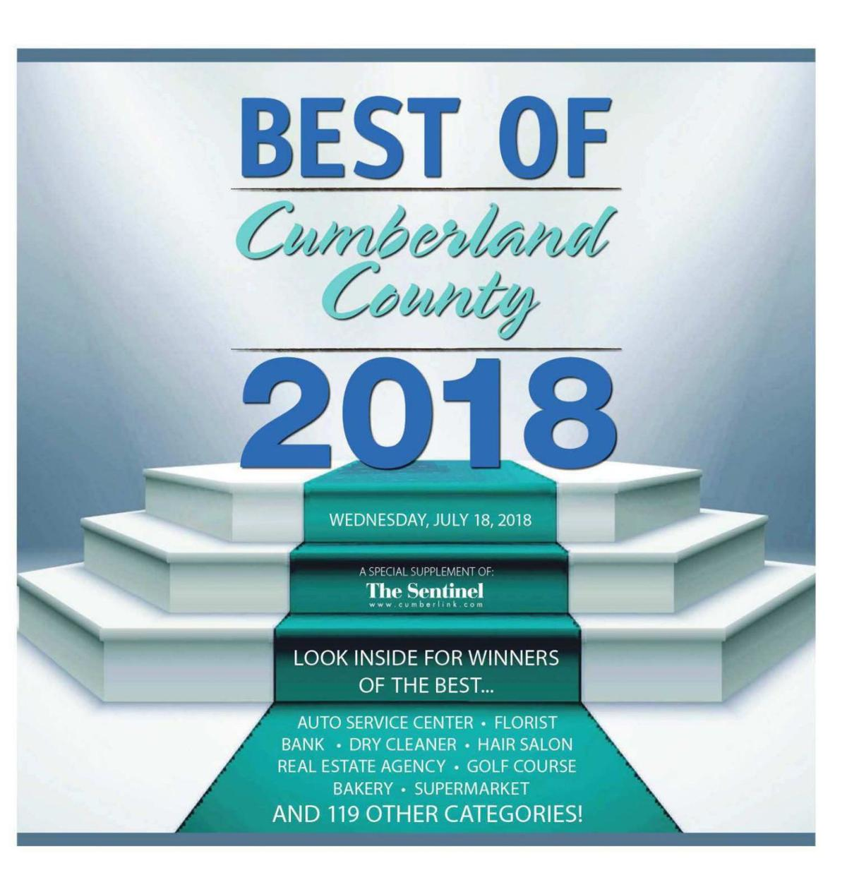 Best of Cumberland County 2018