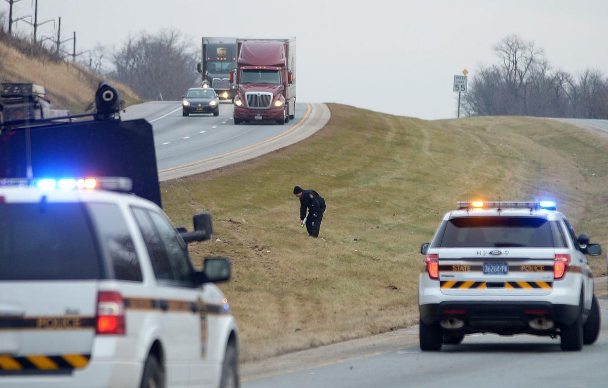 Massachusetts man dies in fatal I-81 crash in Dickinson