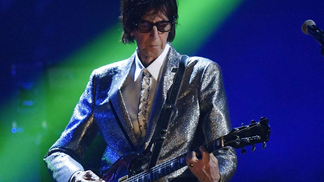 Photos: Remembering The Cars' Ric Ocasek, 1944-2019