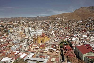 Mexico Guanajuato Travel