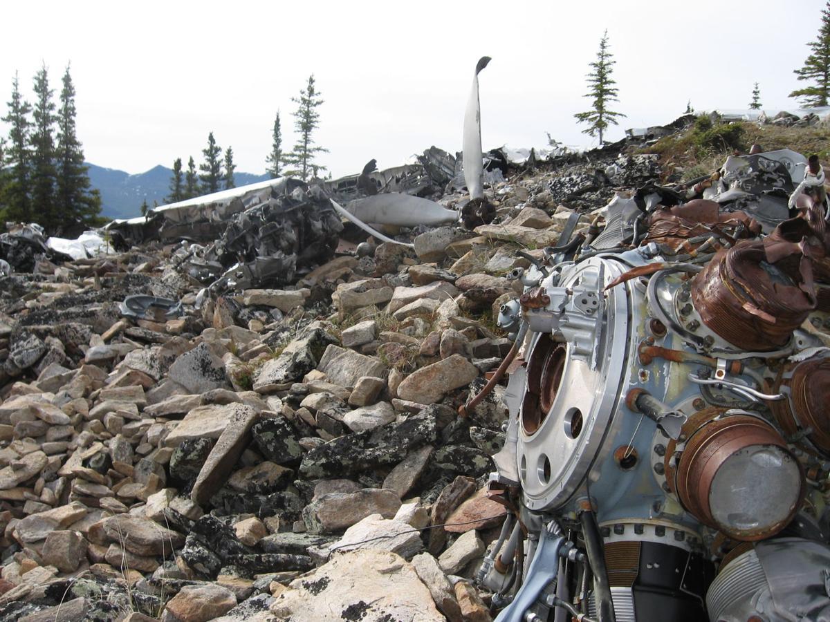 Alaska crash