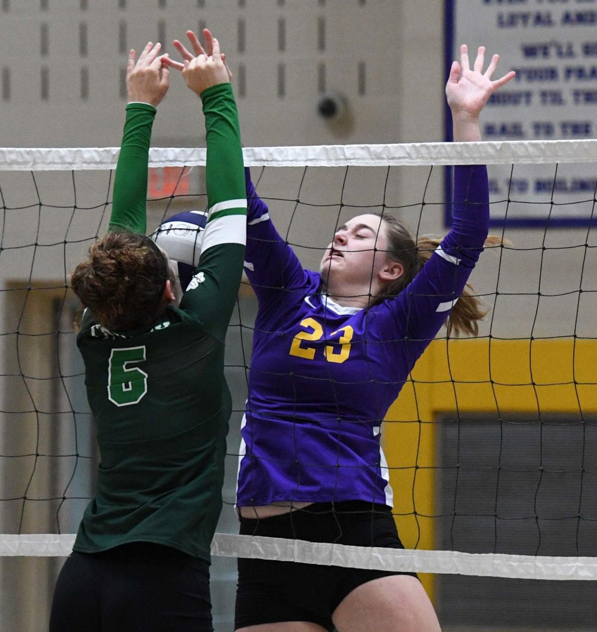 Trinity Boiling Springs Volleyball 1