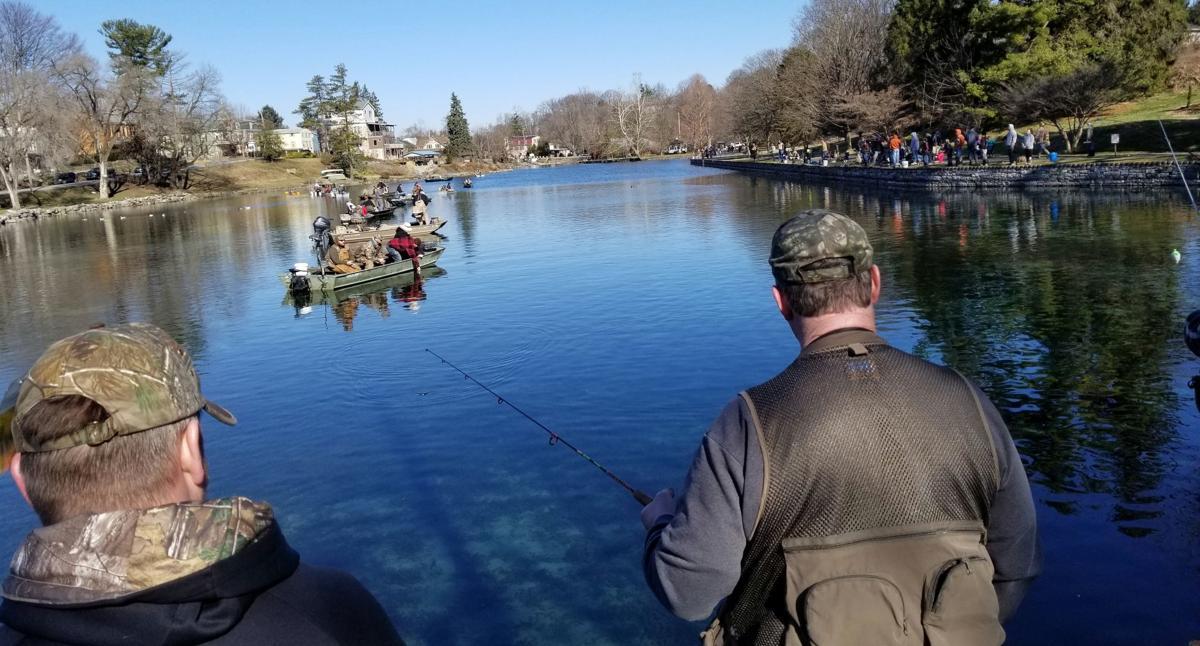 Children's Lake trout