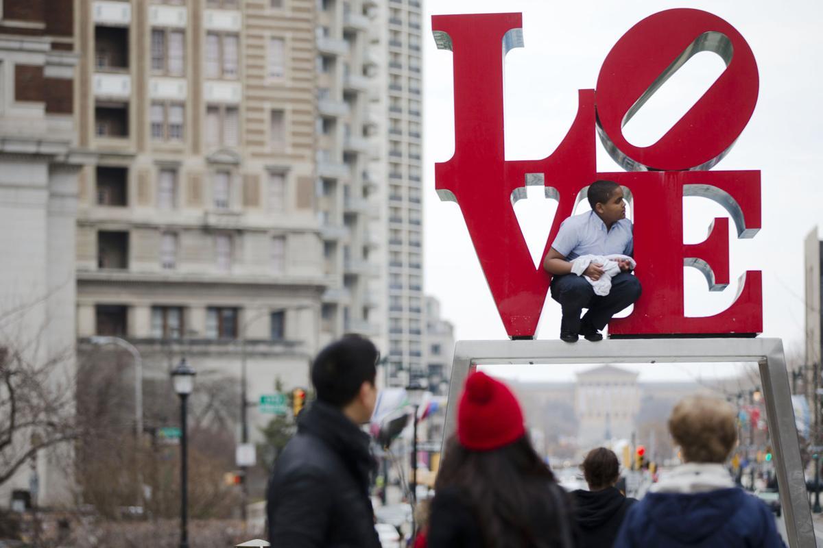Love Park Keepsake