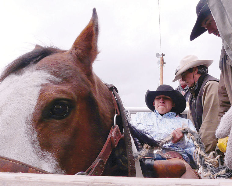 Despite Weather Hundreds Turn Out For Cowboy Up For