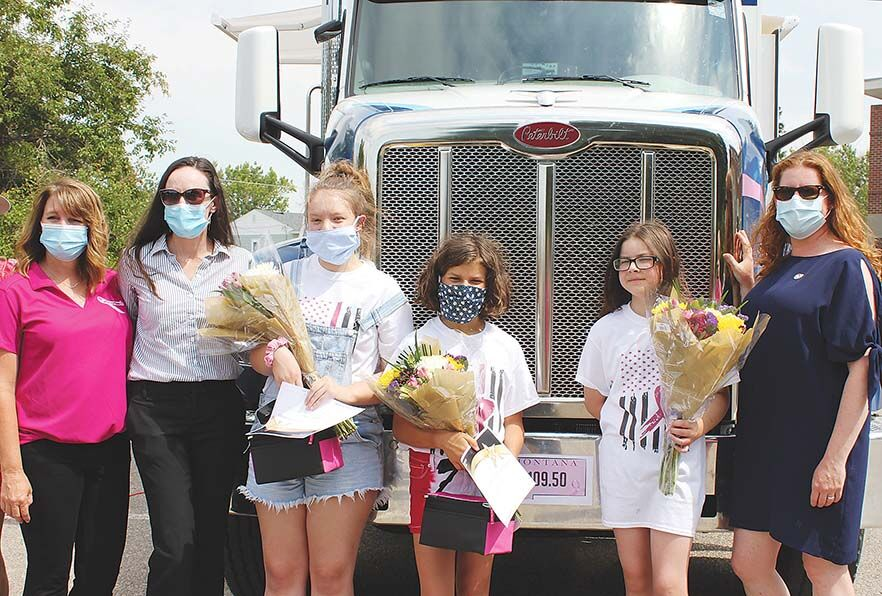 Cut Bank trio honored at unveiling of Winkley Mobile Mammography