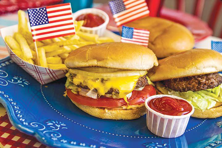 Shelby Firemen's  Fourth of July BBQ,  Car Show is Saturday