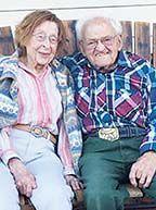 Ann and Rayne Pilgeram
