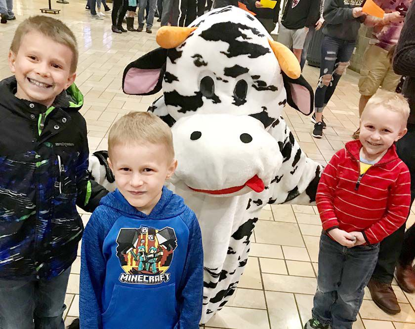Moberlys get answers for EJ after trip to Shriners Hospital