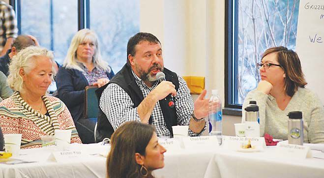 Grizzly Bear Advisory Council  faces 'herculean' challenge