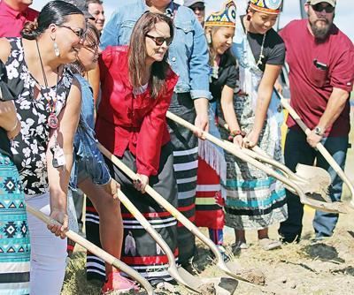 Breaking Ground - Ceremonies kick off new sports complex ...