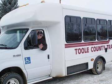 Toole County's bus service expanding