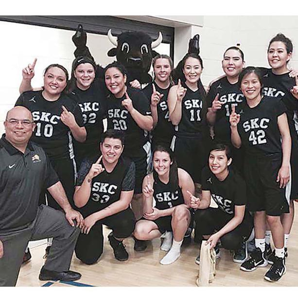 Skunkcap sisters lead SKC to AIHEC title | Sports
