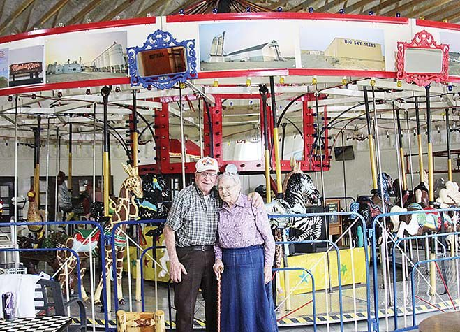 Carousel Grand Opening is Saturday, don't miss it!