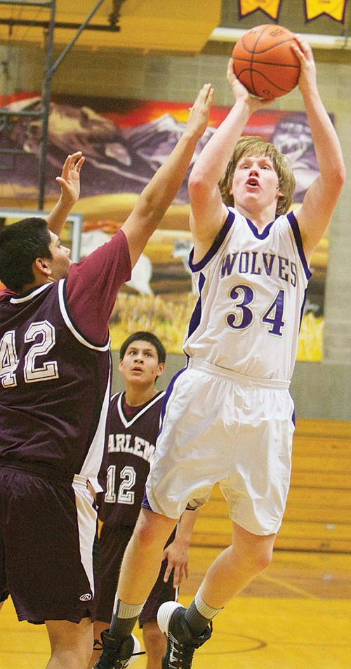Harwood to play on Montana Select AAU basketball team