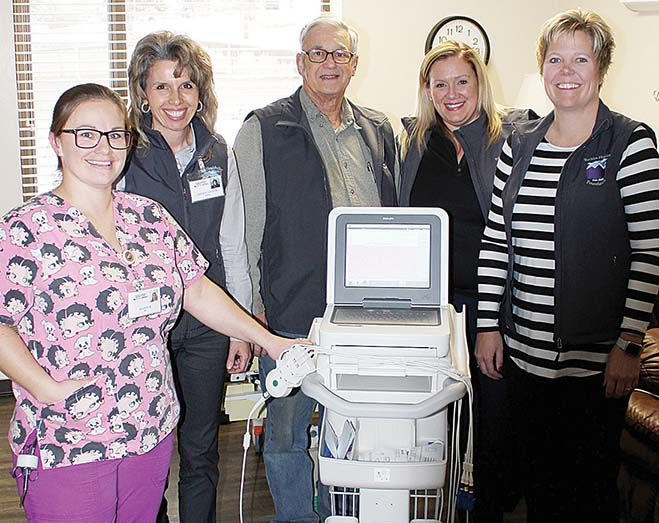 Community support of fundraiser benefits NRMC and GCC patients
