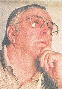 Keith Edward Stevens