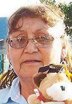 Hazel Burd  Wolverine