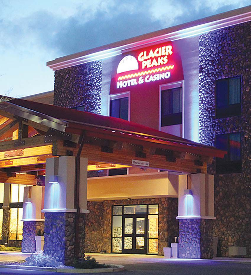 Glacier Peaks Casino And Hotel