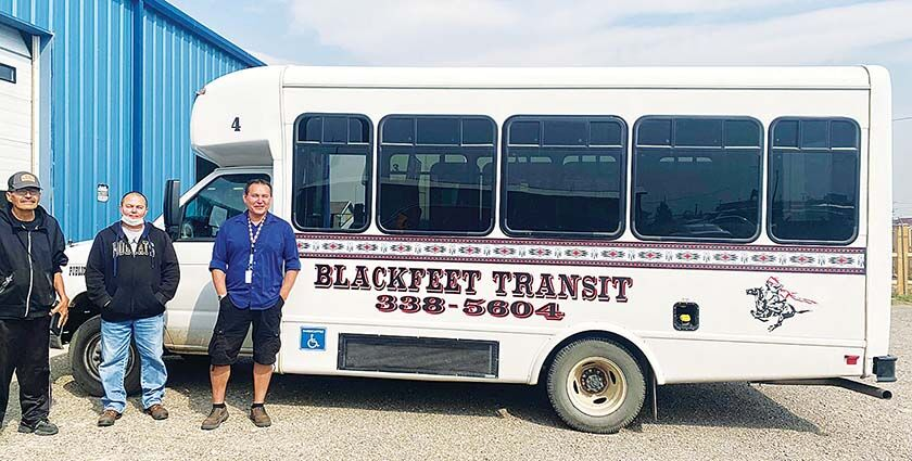 Blackfeet Transit launches on-demand public transit service powered by Via
