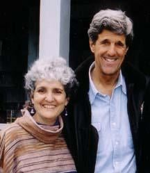 Democratic Presidential Candidate Kerry's sister, Diana Kerry, to visit Blackfeet Reservation