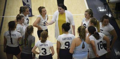 Local volleyball teams are back on the court to prepare for fall season