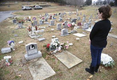 Woman Raising Money For Headstones For Child Paupers Unmarked