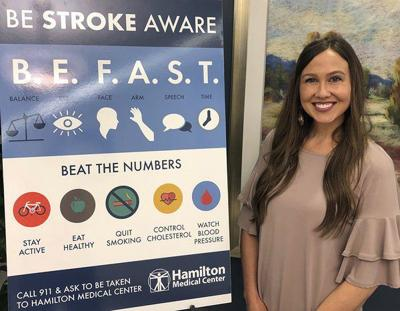 Hamilton Medical Center educates community during Stroke Awareness Month