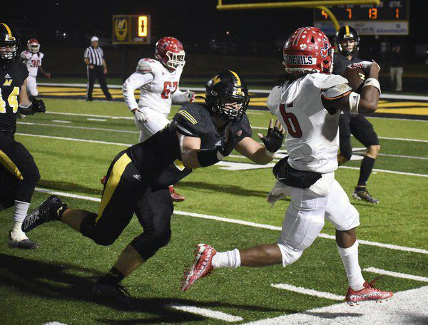 'Neering the top: North Murray punches ticket to first football Elite Eight