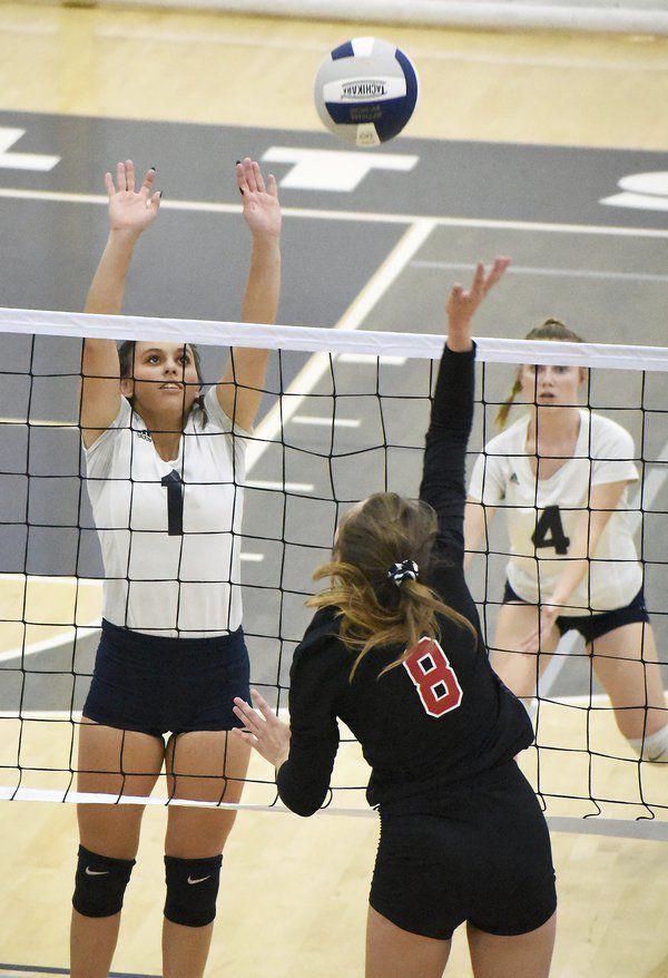 High school volleyball roundup: Dalton defeats Coahulla Creek in best-of-five