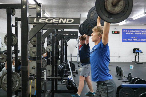 A day with the Bruins: Northwest football 'finds a way' to workout amid COVID-19