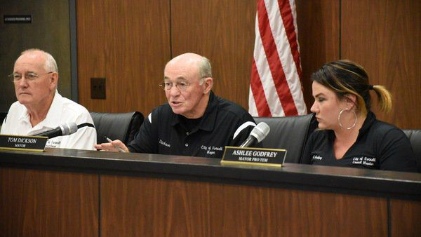 Varnell Police Chief Grant reinstated, retiring at the end of the year