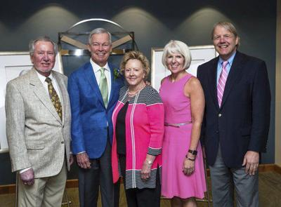 Bob and Susan Chandler inducted into Whitfield Healthcare Foundation's Hall of Honor