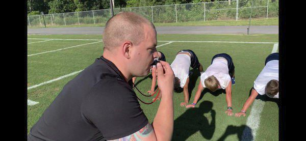 Warrior/Athlete Challenge Program helps teams identify leaders; athletes test themselves physically and mentally