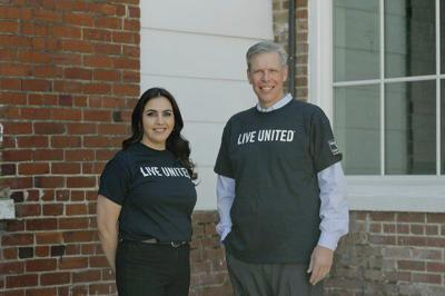 Isabel Pimentel and Mike Sanderson: Getting to know the 2021 United Way campaign co-chairs