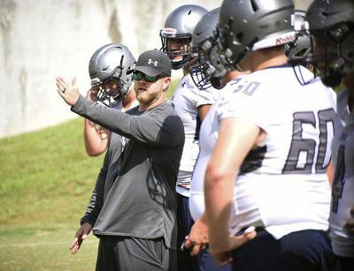 High school football: Bagley steps down at Coahulla Creek after three seasons