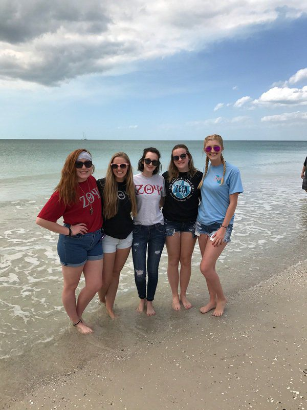 Ohio college students leave Dalton with 'thankful hearts' after unexpected spring break stop