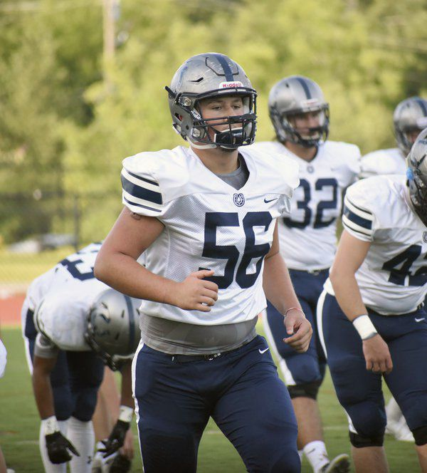 Tougher now: Coahulla Creek senior lineman has seen growth, learning over career
