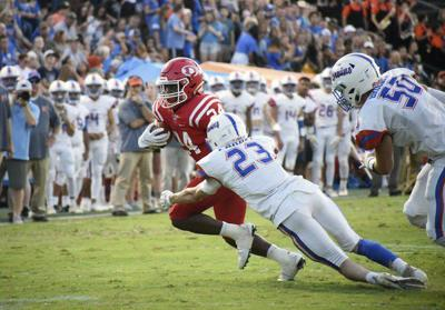 Wanting 'Moore': Dalton RB carries on family legacy as a Catamount