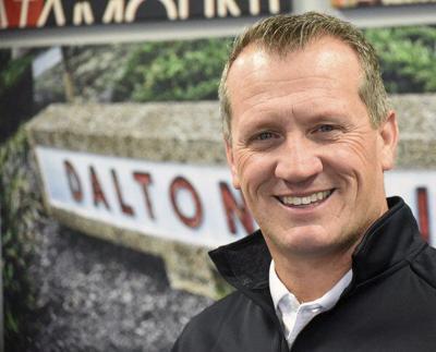 Former Dalton High football coach Matt Land picks up national honor
