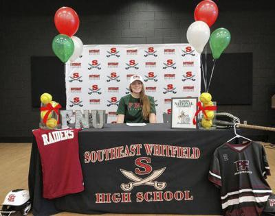 Southeast's Phillips signs to play softball at Florida National