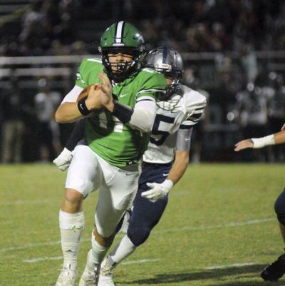 Jones ready to lead Murray County in search of playoffs