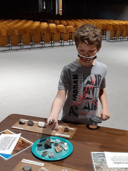 Elementary students experience 'sense of discovery' with Creative Discovery Museum