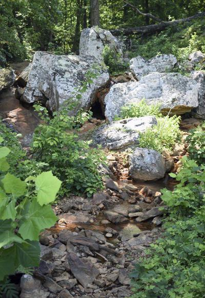 Park project at picturesque waterfall gets boost from city