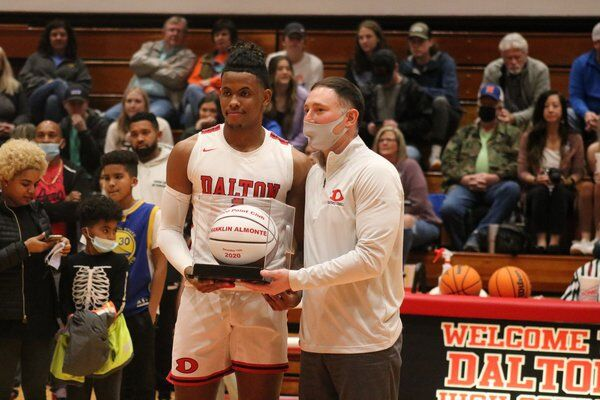 Dalton High's Almonte repeats as All-Area Boys Basketball Player of the Year