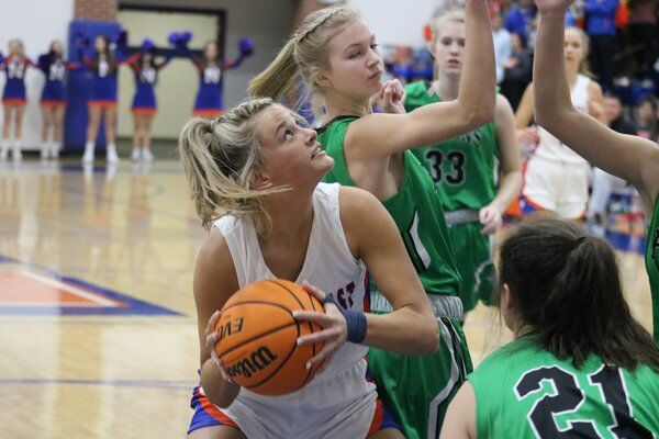 Pickens press is too much for Northwest girls in 7-4A title game