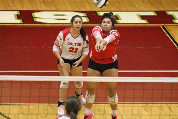 High school roundup: Dalton volleyball shuts down Christian Heritage in three sets; Murray softball doubles up Adairsville